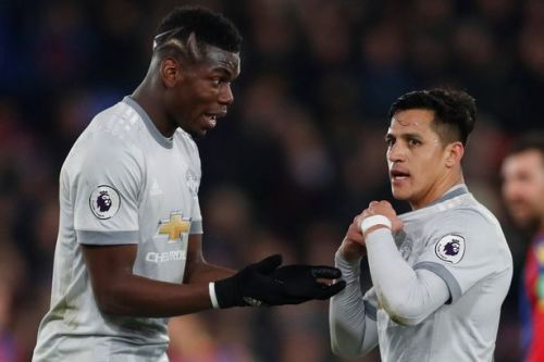 Sanchez and Pogba are highest-paid players in the world per minutes played