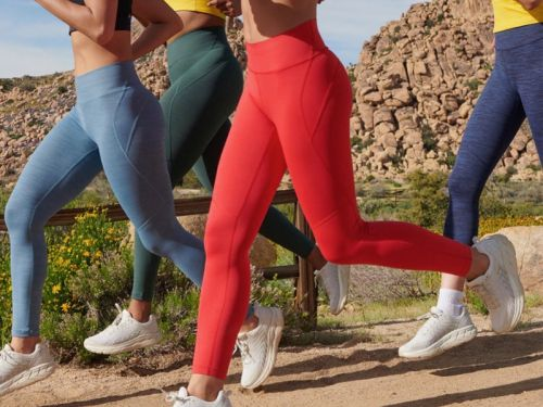 5 people tried Outdoor Voices' TechSweat leggings - we unanimously agreed that they're among the best we've ever worn