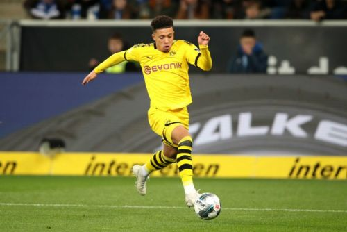 Manchester United tipped to try swap deal or other methods to get Jadon Sancho transfer fee down