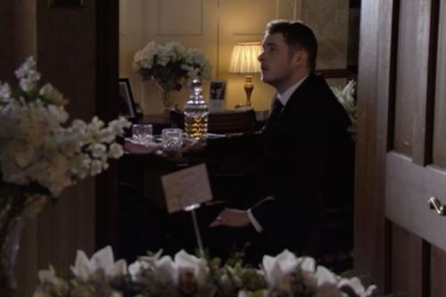 EastEnders fans heartbroken as Ben is forced to miss 'brother' Dennis' funeral