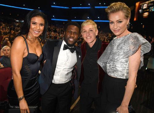 Kevin Hart defends Ellen DeGeneres over 'toxic show' claims: 'She treated my team with love and respect'