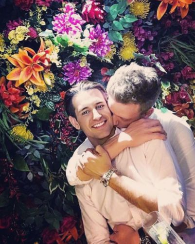 Made In Chelsea's Ollie Locke reveals he's engaged to a friend he's known for ten years - and they already have the same last name