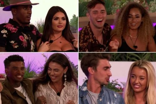 Love Island fans rejoice as Amber chooses Greg over Michael in recoupling twist