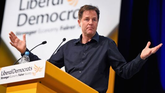 Nick Clegg hired as Facebook's head of global affairs