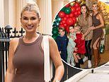 Billie Faiers launches her TENTH fashion collection with George at Asda