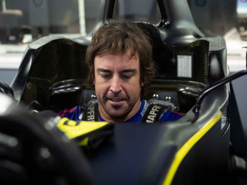 Alonso lacked 'luck' of being in dominant team