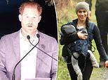 TALK OF THE TOWN: Did Meghan leave Harry to face the music alone?
