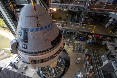 Live coverage: Atlas 5, Starliner spacecraft readied for launch day dress rehearsal