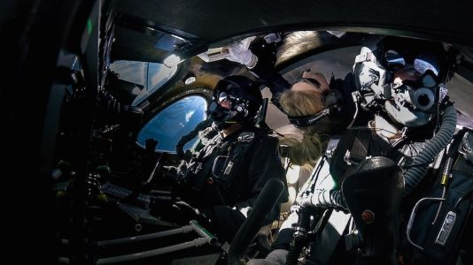 Virgin Galactic stages second piloted spaceflight