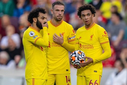 """Fans frustrated as LFC """"wasteful in attack and sloppy in defence"""" in Brentford draw"""