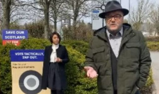 Galloway embarrasses Sturgeon's lockdown easing as local Scottish cases hit single digits
