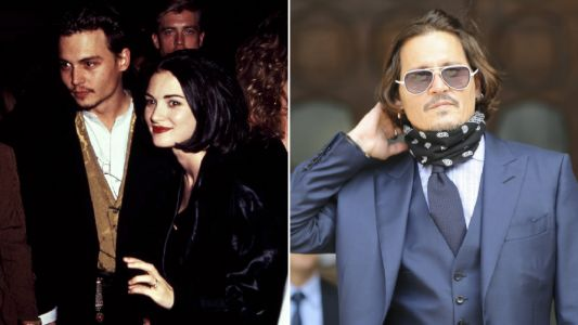 Winona Ryder to give evidence in support of ex Johnny Depp at High Court today