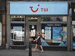 TUI announces a £1.3billion loss after coronavirus shut down global travel