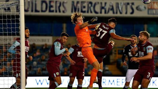 Bailey Peacock-Farrell gets long-awaited Burnley debut after 14-month wait and could soon play against Manchester City