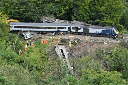 Stonehaven train crash: This is what investigators say happened