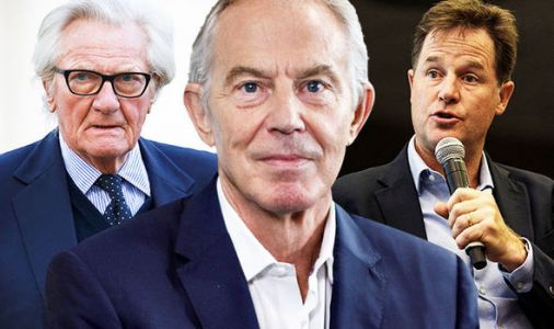 Remoaners Blair, Clegg and Heseltine INSULT 17.4M Brexit voters as naïve