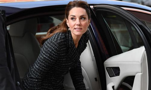 Duchess Kate delights in Dolce & Gabbana tweed co-ord at Children's Hospital