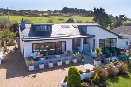 Check out luxury home in South Ayrshire harbour village famed for Outlander