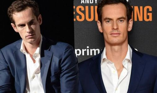 Andy Murray: 'I never feel comfortable' Tennis star makes startling admission