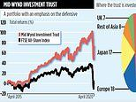 MID WYND INVESTMENT TRUST: Managers look east to beat slump