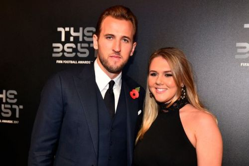 Harry Kane reveals how fiancee Kate Goodland keeps him in check