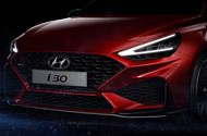New Hyundai i30 facelift teased ahead of Geneva reveal