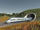 Boris Johnson's top aide Dominic Cummings called HS2 a 'disaster zone'