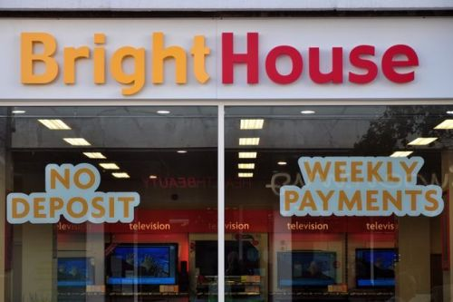 BrightHouse reopens stores to force customers to repay their debts