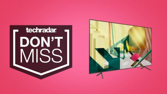 Hurry if you want to save $200 on a superb QLED 4K TV deal at Best Buy