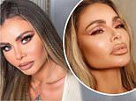 Chloe Sims reveals she has removed her fillers in favour of a 'more natural look'