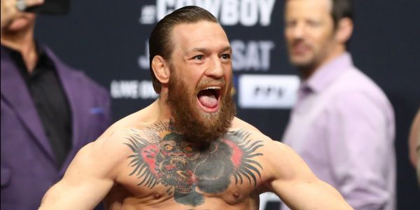 Conor McGregor hails Donald Trump as 'USA goat' on MLK Day