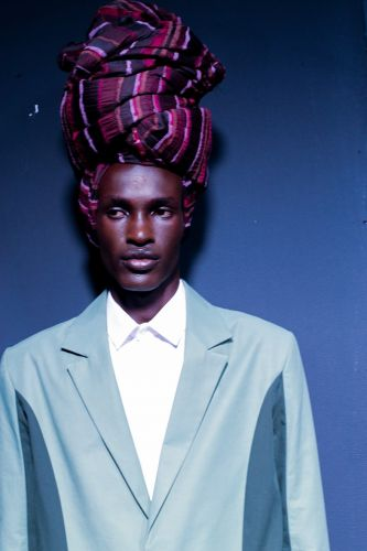 Labrum makes a rip-roaring return to LFW with The Sound of Movement