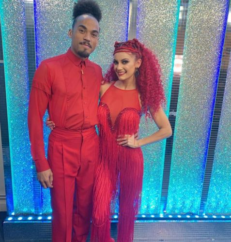Strictly's Dianne Buswell begs fans to stop sending DEATH threats to Shirley Ballas after Dev Griffin's shock axing