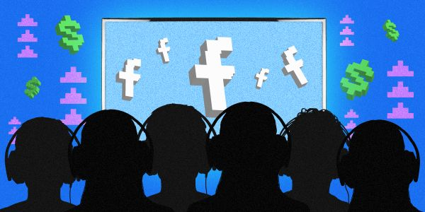 Gamers say they're earning more money on Facebook's streaming platform than on Twitch and YouTube