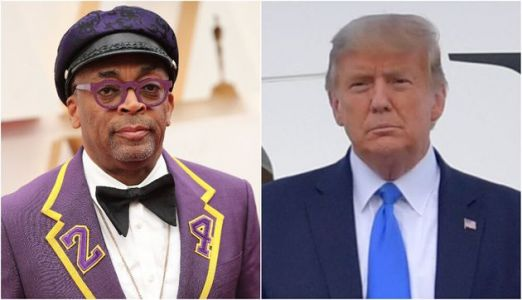 Spike Lee Says Trump Will Go Down In History 'With The Likes Of Hitler'