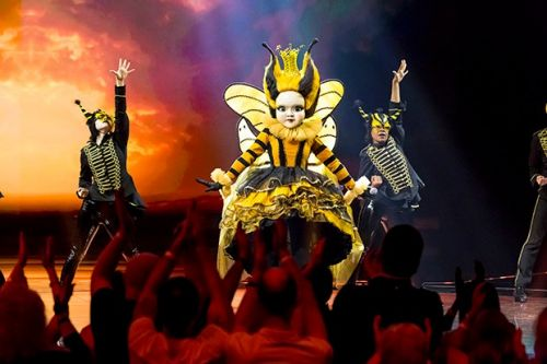 The Masked Singer ends on ITV with best ever ratings as winner Queen Bee is unmasked