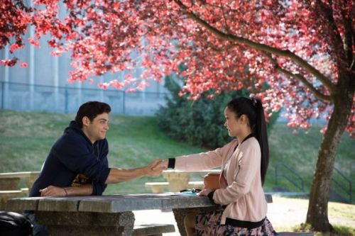 When is the To All the Boys I've Loved Before sequel released on Netflix? Who's in the cast and who's playing John Ambrose McClaren?