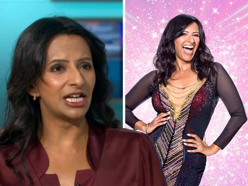 Who is Ranvir Singh, how old is she and who was she married to as GMB presenter competes in Strictly Come Dancing 2020?