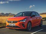 RAY MASSEY: Corsa's new champion moves into the electric era with a patriotic spirit
