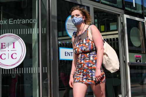 Covid Infections Drop As One In 80 People Tested Positive Last Week