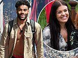 Malique Thompson-Dwyer and Harry Redknapp's granddaughter 'inseparable' at I'm A Celebrity party