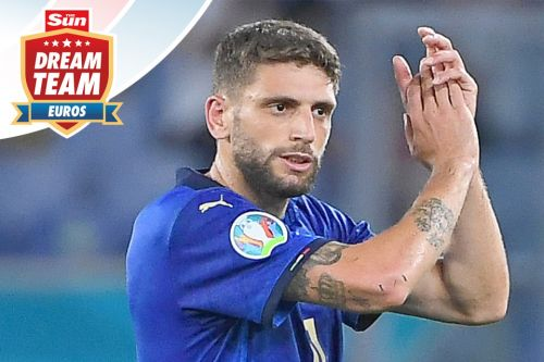 How many Italians should Dream Team Euros bosses have in their XI - and which players specifically?