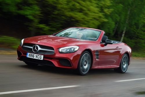 Used Mercedes SL review