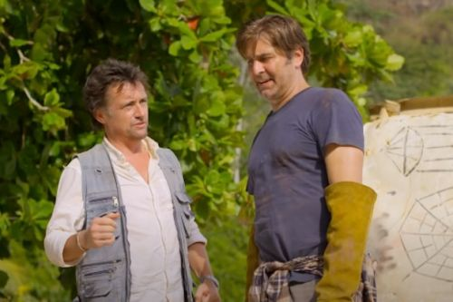 The Great Escapists release date - All the details about Richard Hammond and Tory Belleci's new Amazon show