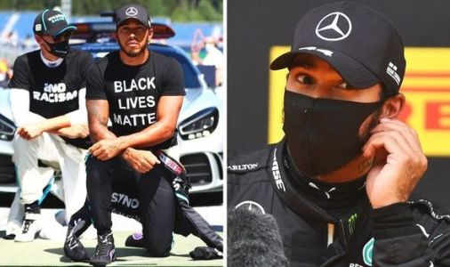 Lewis Hamilton rules out taking a knee on F1 podium ahead of Styrian Grand Prix showdown