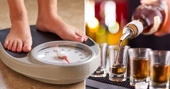 A Dubai bar is giving women free drinks based on their weight