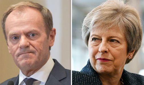 'No-deal Brexit MORE likely than EVER' - Brussels chief Tusk issues warning to EU nations