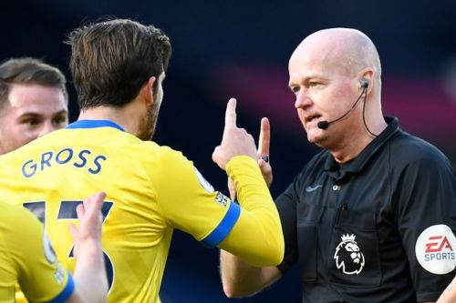 Ref Mason at centre of controversy after remarkable decision to disallow goal