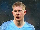 Kevin De Bruyne expecting Liverpool to push Manchester City to the end of the season