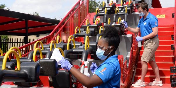 Six Flags spikes 12% on plans for first park reopening in June